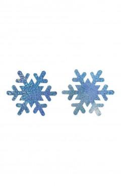 Пастиси снежинки