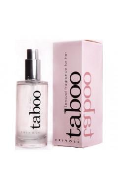 Женски парфюм с феромони TABOO 50 мл.