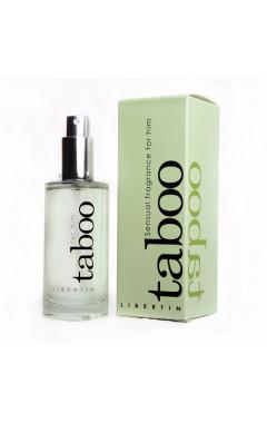 Мъжки парфюм с феромони TABOO 50 мл.