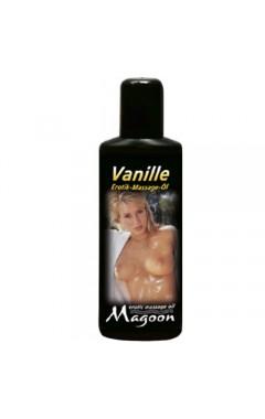 Еротично масажно олио MAGOON 100 мл. Ванилия