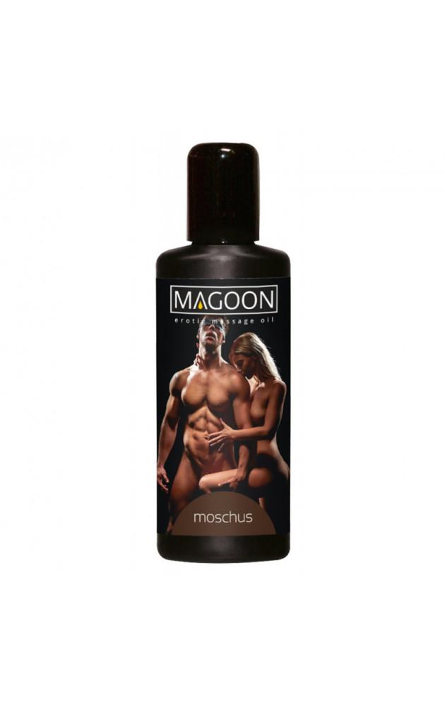 Еротично масажно олио Magoon 50 мл с аромат на мускус