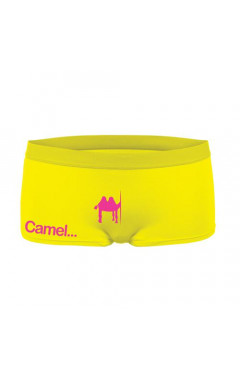 Дамски боксери Camel - жълти