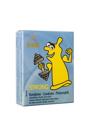 "Презервативи ""AMOR STRONG"" 3 бр."