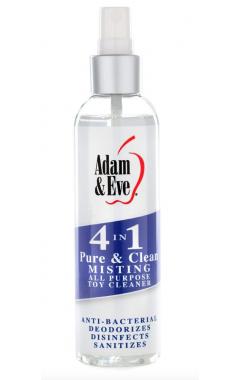 Антибактериален спрей за почистване без алкохол 118 мл.