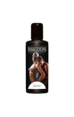 Еротично масажно олио Magoon 100 мл с аромат на жасмин