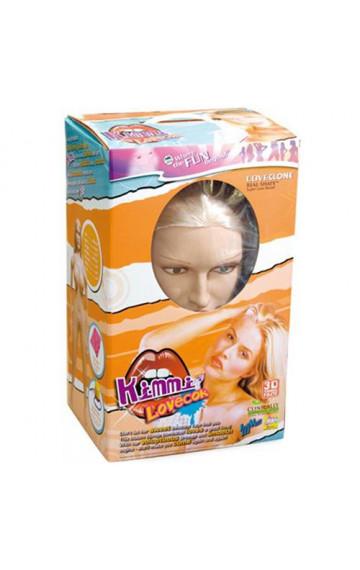 Реалистична кукла от кибер кожа