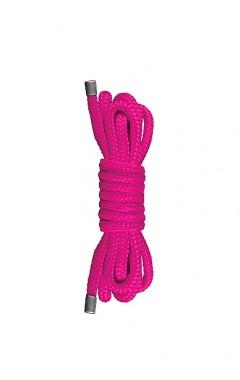 Японско въже за връзване 1.5 м червено