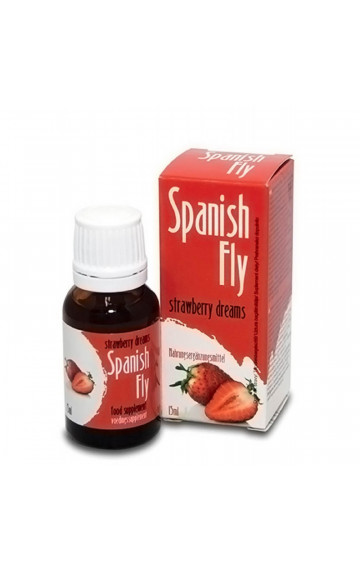 Испанска муха с вкус ягода